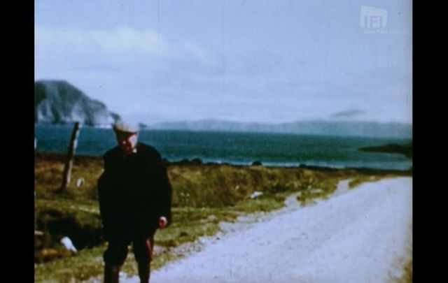 """A still from \""""Songs of the Emerald Isle,\"""" now available on the Irish Film Institute\'s IFIPlayer."""