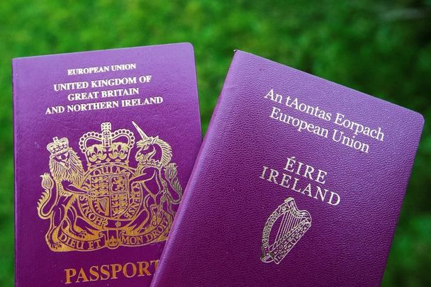 The matter of the cost of British passports for people living in Northern Ireland but born in the Republic of Ireland is being considered in an inquiry.