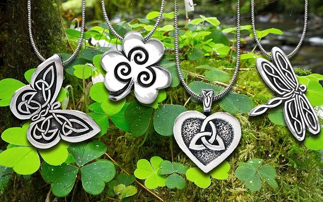 Pieces from Celtic Knot Works