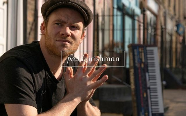Musician Paddy Mulcahy took part in O\'Callaghan\'s project.