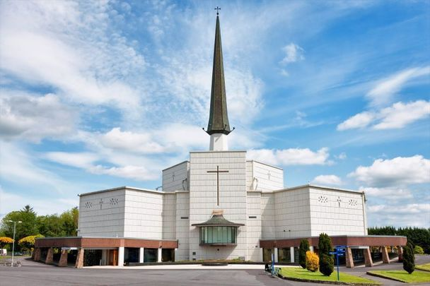 Knock Shrine has been closed for the vast majority of the last 12 months due to the COVID-19 pandemic.