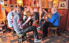 WATCH: Traditional Irish music live from a Co Clare pub this St. Patrick's Day!