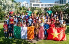 New project promotes Irish language by teaching international students
