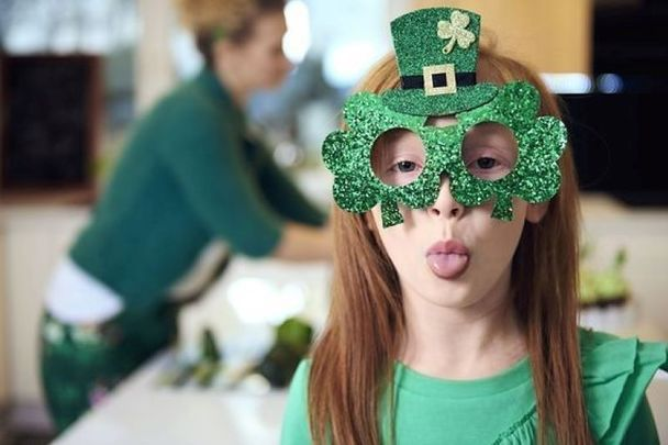 Celebrate St Patrick\'s Day at home this year with Ireland\'s St. Patrick\'s Festival.