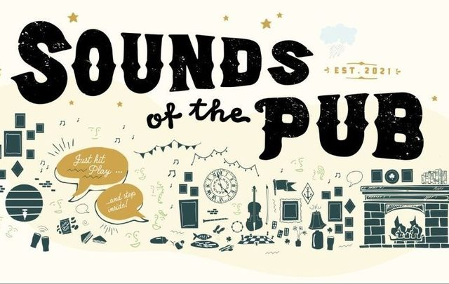 Create your own perfect Irish Irish pub with this new soundboard, Sounds of the Pub!