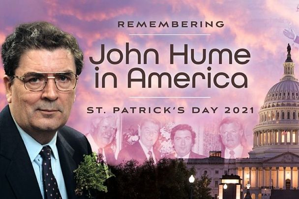 ""\""""John Hume in America"""" debuts on St. Patrick's Day, March 17 online.""608|405|?|en|2|fa336be0b5c723cffba3d9cbb33662cd|False|UNLIKELY|0.3988732695579529
