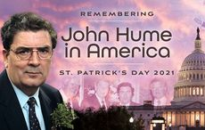 """TUNE IN: """"Remembering John Hume in America"""" special online event today"""
