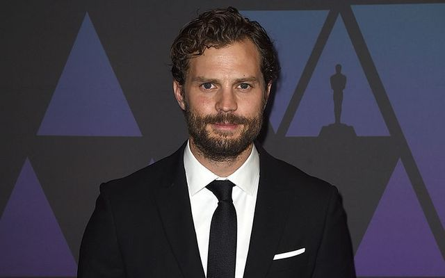 Irish star Jamie Dornan has lost his father to COVID.