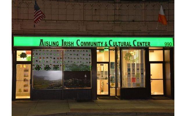 The Aisling Irish Community Center.