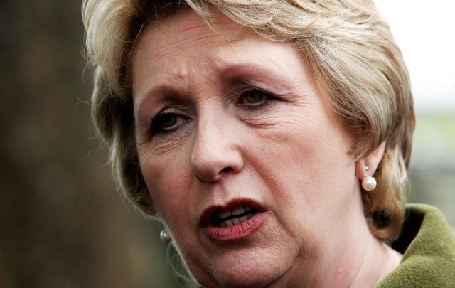 McAleese has spoken out against the Catholic Church on numerous occasions.