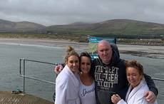 Irish community take to the water in honor of Kerry woman