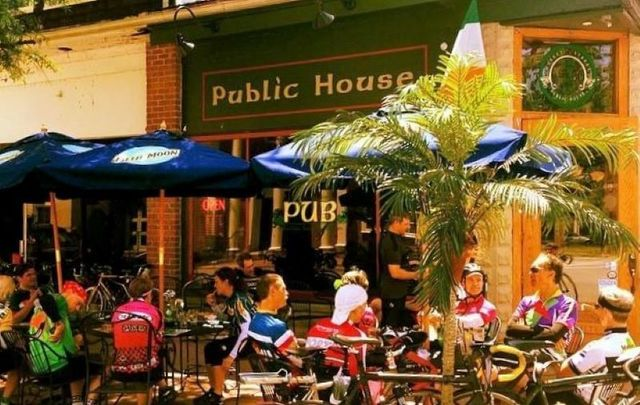 Market Street Public House is located at 200 Market Street in Denton, Maryland.