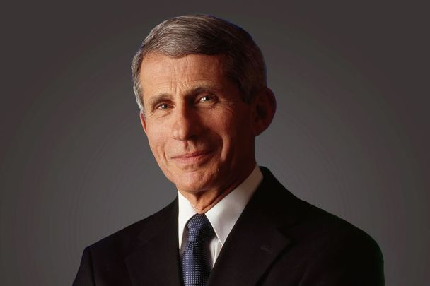 Dr. Anthony Fauci, pictured here in December 2020.