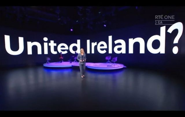 Noticeably absent from the recent United Ireland debate on RTÉ\'s Claire Byrne Live was the American / Irish American opinion.