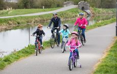Historic 80-mile Royal Canal Greenway in Ireland launches