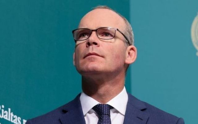 Coveney was addressing the third event of the Shared Island Dialogue series.