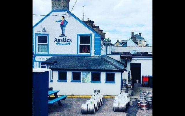 Austies Bar and Restaurant in Co Sligo.