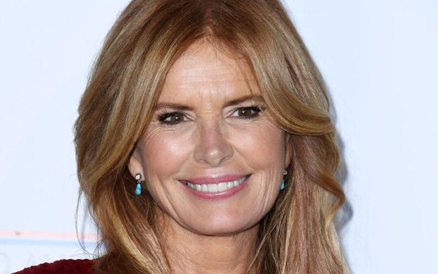 Irish actress and producer Roma Downey.