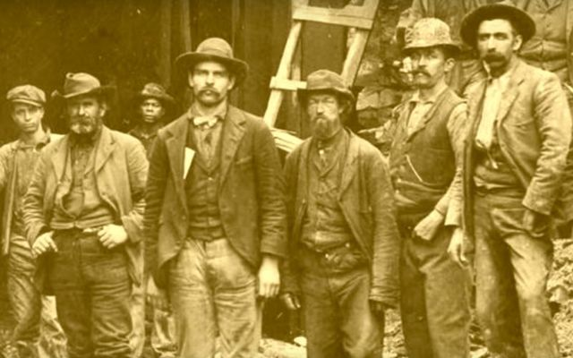 """The Tunnel,\"" a 35-minute documentary about the Irish immigrants who helped build the Blue Ridge Railroad Tunnel, is streaming for free on YouTube."