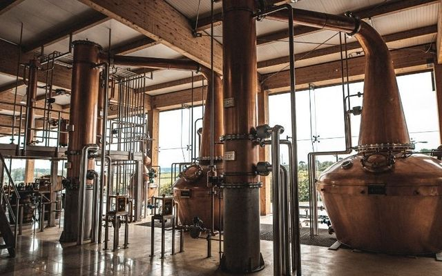 Boann Distillery is a family-run distillery in County Meath.