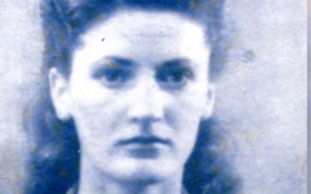 Patricia Mary Jones prior to her disappearance in 1960.