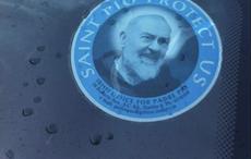 The remaining symbolism of Catholic heritage in Ireland