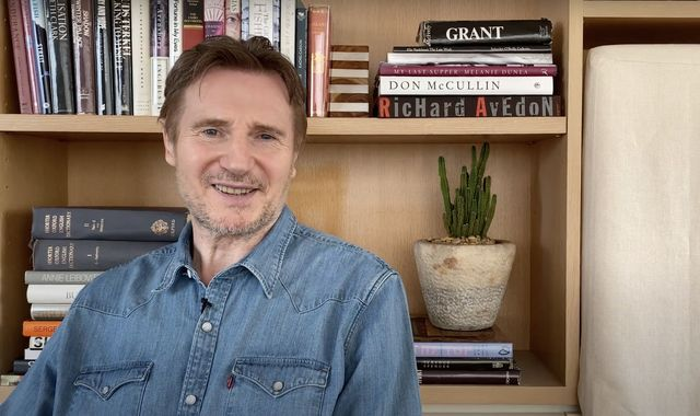 Liam Neeson addressed all Northern Irish parents and schools who have undertaken the rigorous voting process as part of the Integrated Education Fund's (IEF) Integrate My School Campaign.