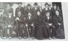Irish Famine survivors, lest we forget, it was not so long ago