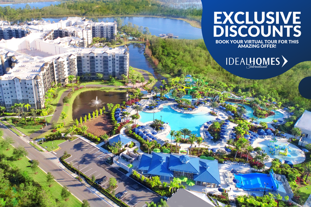Exclusive discounts with Ideal Homes International
