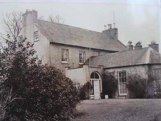 Sharon Rectory in County Donegal