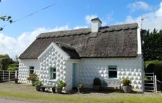 Dreamy Co Galway thatched cottage has a sauna and bonus chalet