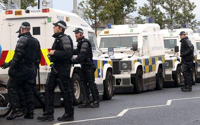 Police Service of Northern Ireland.