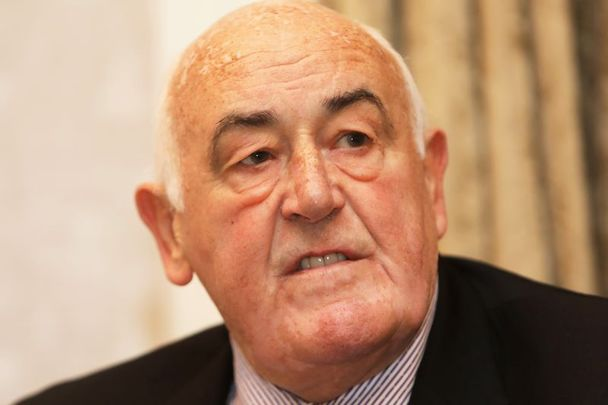 Billy Lawless pictured here in 2018.