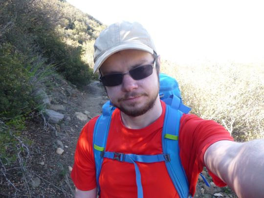 David O\'Sullivan went missing while hiking the Pacific Crest Trail in 2017.