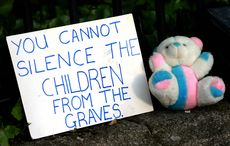 Northern Irish archaeologist dedicated to identifying unmarked baby's graves