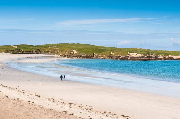 Dog's Bay/Gurteen Bay, County Galway was selected as one of the top ten best beaches in Ireland by Lonely Planet