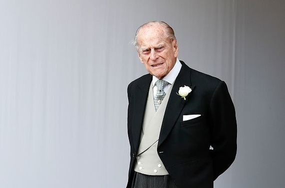 Prince Philip was married to Queen Elizabeth II for 74 years.