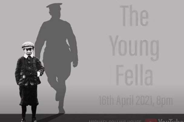 The documentary will premiere on the Michael Collins House Youtube channel at 8 pm on Friday, April 16