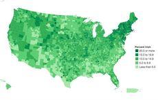 Latest US Census' Irish figures hold major surprises