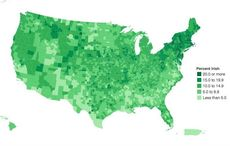Latest US Census Irish figures hold major surprises