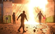 """Northern Ireland youths were """"coerced"""" into recent violent riots"""
