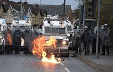 Unionists in Northern Ireland need to start talking, before marching season