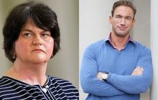 """Arlene Foster """"humiliated"""" over celebrity doctor's tweet thrashing her marriage"""