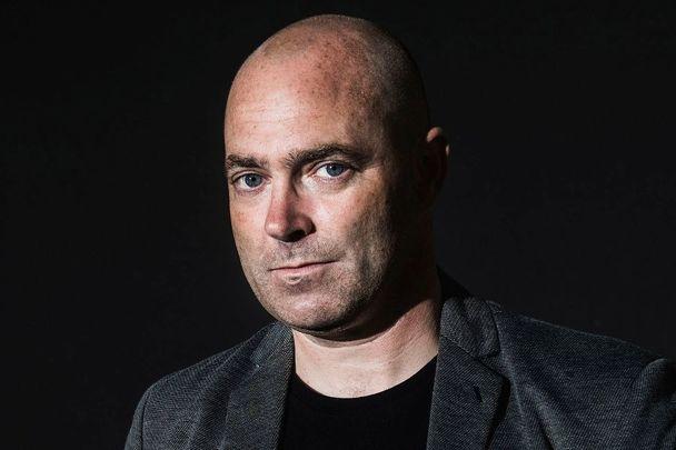 Irish author Donal Ryan.