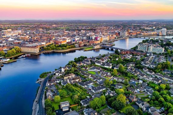 Forbes editor Randall Lane will travel to Limerick to host the event when it is safe to do so.