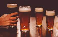 People in Ireland drink an average of 436 pints of beer annually, study says