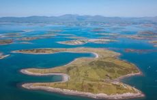 Dream vacation? Rent a whole West of Ireland private island for you and 21 friends