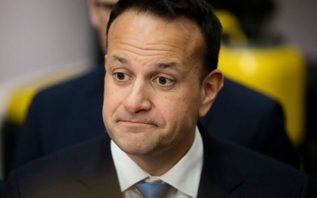 Leo Varadkar allegedly leaked a private document to his friend while serving as Taoiseach in 2019.