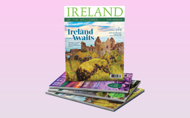 Ireland of the Welcomes has become a valued friend to many people with Irish ancestry