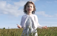 "WATCH: 4-year-old Irish girl wows again with Irish trad song ""I'll Tell Me Ma"""